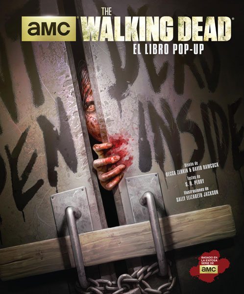 THE WALKING DEAD. EL LIBRO POP-UP.