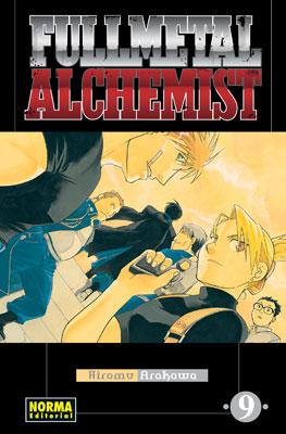 FULLMETAL ALCHEMIST 09