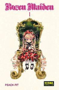 [Manga] Rozen Maiden 012278001