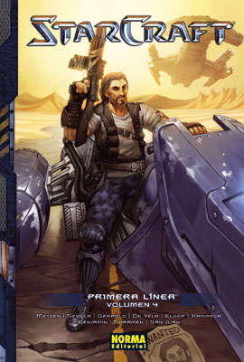 STARCRAFT: PRIMERA LÍNEA 4