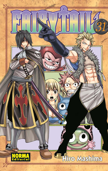FAIRY TAIL 31