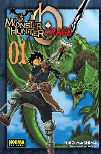 MONSTER HUNTER ORAGE 01