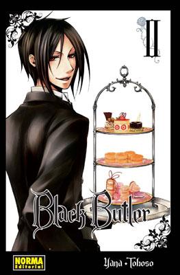 BLACK BUTLER 02