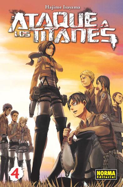 ATAQUE A LOS TITANES 04