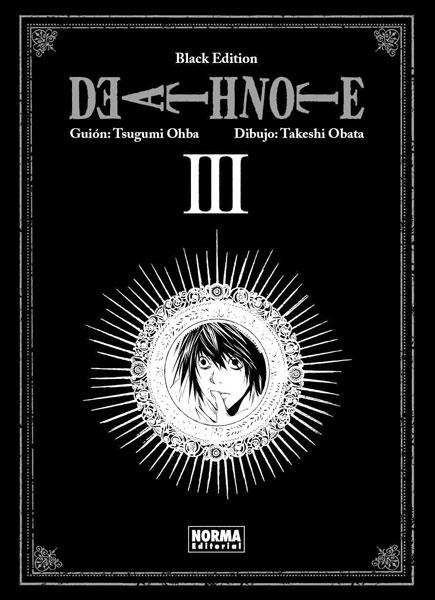 DEATH NOTE BLACK EDITION 3
