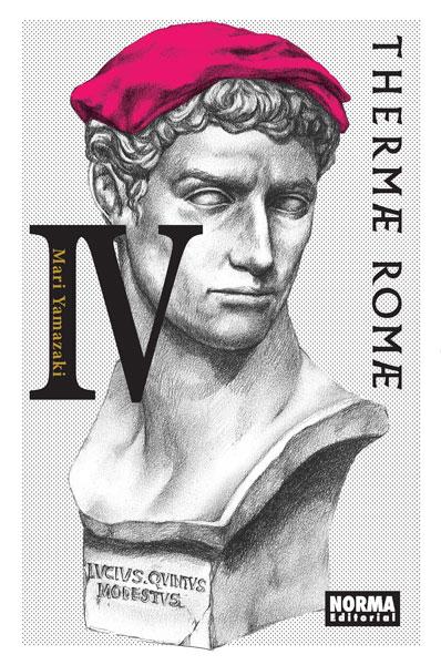 THERMAE ROMAE 04