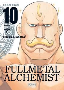 FULLMETAL ALCHEMIST KANZENBAN 10