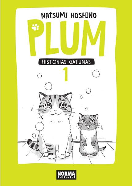 PLUM. HISTORIAS GATUNAS 1