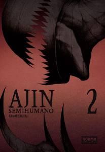AJIN (SEMIHUMANO) 2