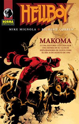 Resultado de imagen para Hellboy (1993) comic
