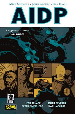 AIDP 12. LA GUERRA CONTRA LAS RANAS