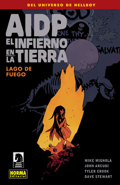 AIDP 25. EL INFIERNO EN LA TIERRA 8. LAGO DE FUEGO