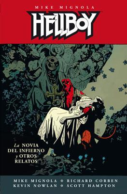 HELLBOY 15: LA NOVIA DEL INFIERNO Y OTROS RELATOS (Ed. Cartoné)