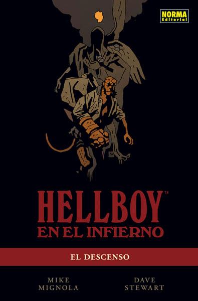 HELLBOY EN EL INFIERNO 1. El descenso