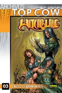 ARCHIVOS TOP COW: WITCHBLADE 03