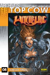 ARCHIVOS TOP COW: WITCHBLADE 08
