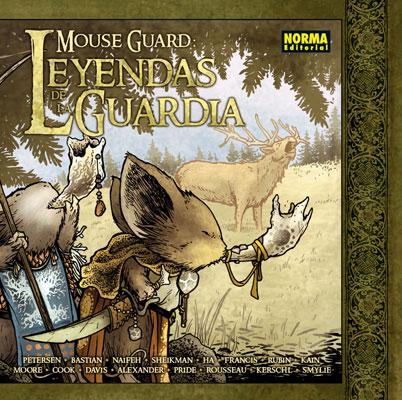 MOUSE GUARD: LEYENDAS DE LA GUARDIA 1