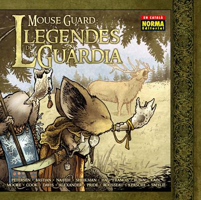 MOUSE GUARD: LLEGENDES DE LA GUÀRDIA 1 (Ed. en català)