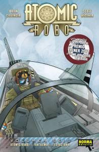 ATOMIC ROBO 6. ATOMIC ROBO Y EL FANTASMA DE LA ESTACI�N X