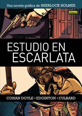 SHERLOCK HOLMES 01. ESTUDIO EN ESCARLATA