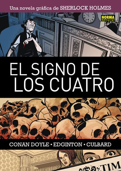 SHERLOCK HOLMES 02. EL SIGNO DE LOS CUATRO