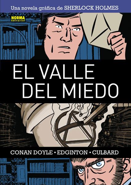 SHERLOCK HOLMES 04. EL VALLE DEL MIEDO