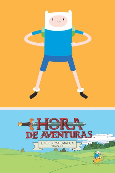 HORA DE AVENTURAS. EDICIÓN MATEMÁTICA 1