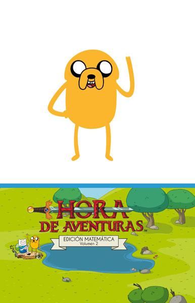 HORA DE AVENTURAS. EDICIÓN MATEMÁTICA 2
