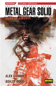 METAL GEAR SOLID 3: SONS OF LIBERTY