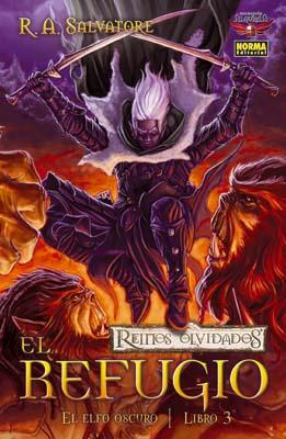 [Saga] El Elfo Oscuro (R.A. Salvatore) - Página 2 01324300901_g
