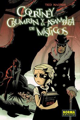 COURTNEY CRUMRIN 2. Y LA ASAMBLEA DE MÍSTICOS