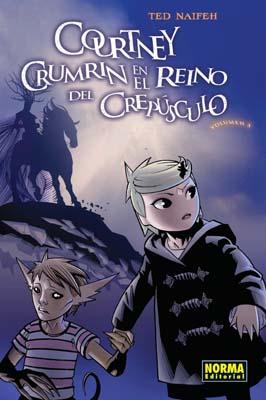 COURTNEY CRUMRIN 3. EN EL REINO DEL CREPÚSCULO