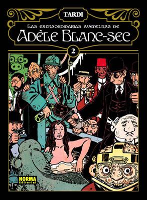 LAS EXTRAORDINARIAS AVENTURAS DE ADÈLE BLANC-SEC 2