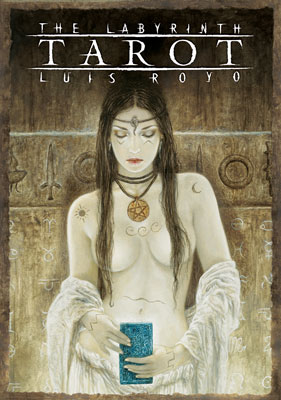 BARAJA THE LABYRINTH: TAROT