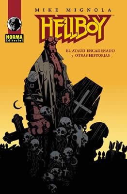 HELLBOY 03: EL ATAÚD ENCADENADO Y OTRAS HISTORIAS (Ed. Rústica)