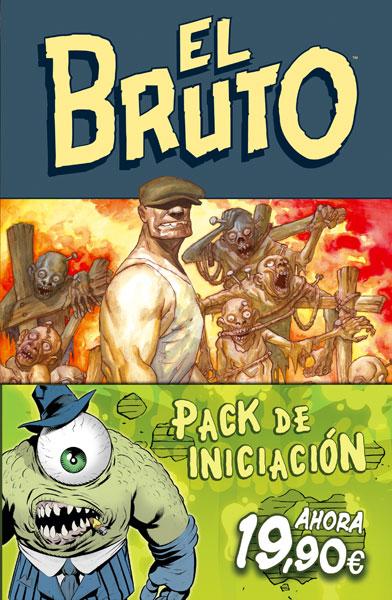 PACK INICIACIÓN EL BRUTO 0+1