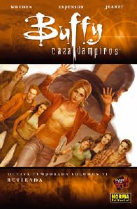 BUFFY CAZAVAMPIROS 8� TEMPORADA. VOL. 6. RETIRADA