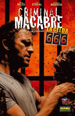 CRIMINAL MACABRE. LA CELDA 666