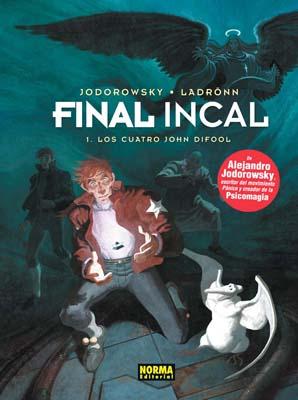 FINAL INCAL 1. LOS CUATRO JOHN DIFOOL