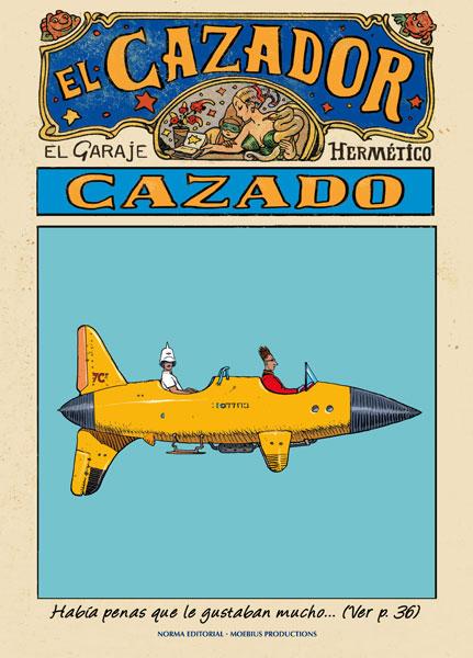 EL CAZADOR CAZADO