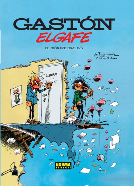 GASTÓN ELGAFE. EDICIÓN INTEGRAL 2