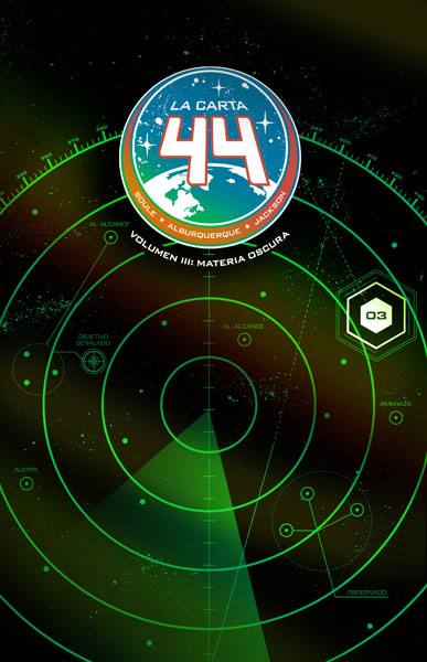 LA CARTA 44 3. MATERIA OSCURA
