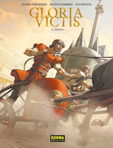 GLORIA VICTIS 3. NÉMESIS