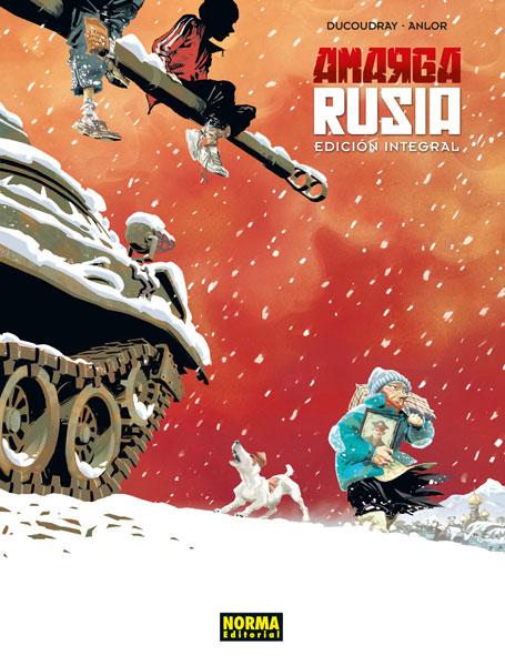 AMARGA RUSIA. Edición integral