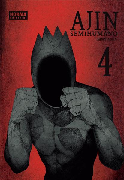 AJIN (SEMIHUMANO) 4