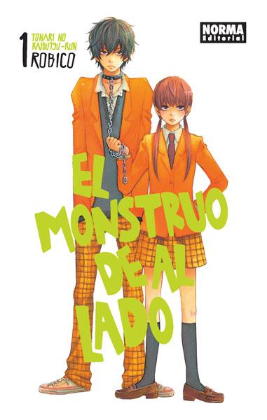 EL MONSTRUO DE AL LADO (TONARI NO KAIBUTSU-KUN) 1