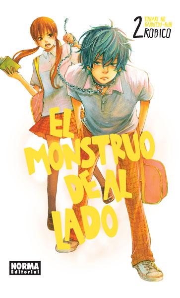 EL MONSTRUO DE AL LADO (TONARI NO KAIBUTSUKUN) 2
