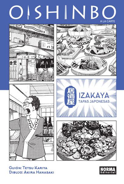 OISHINBO. A LA CARTE 7. Izakaya