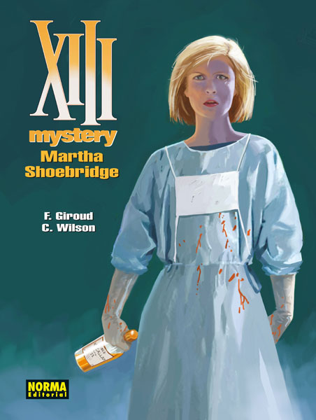 XIII MYSTERY 8. MARTHA SHOEBRIDGE