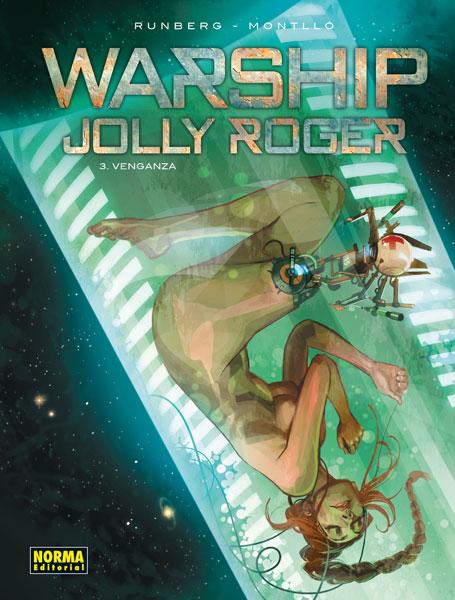 WARSHIP JOLLY ROGER 3. VENGANZA